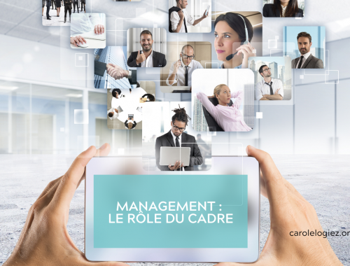 Management le rôle du cadre